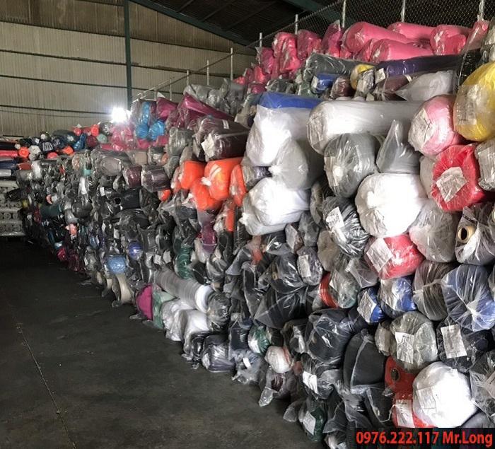 Cơ sở thu mua vải