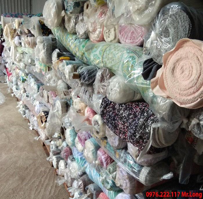 Thu mua vải tồn kho Bình Dương