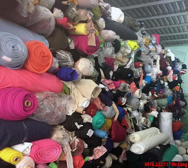 Thu mua vải Nam Hải