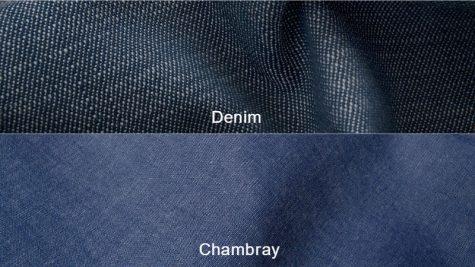 Vải Chambray