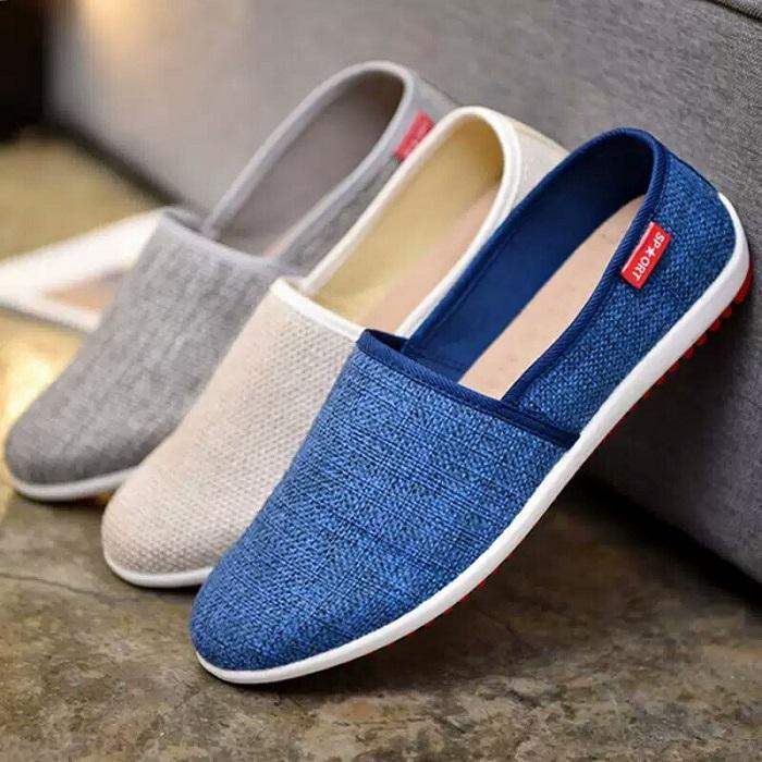 giày vải bố