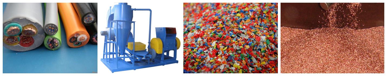 Máy tái chế đồng